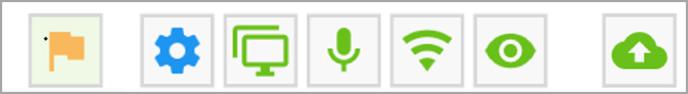 eye tracker icon